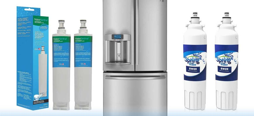 how often should you change water filter in refrigerator
